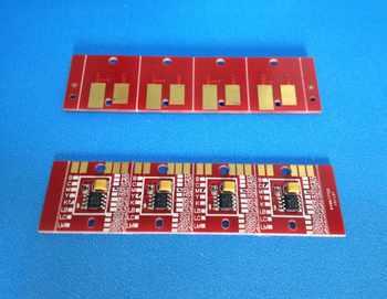 SS21 用の永久チップミマキ JV5 JV33 CJV30 JV130 JV160 JV260 プリンタ; 4 ピース/セット BK CMY - DISCOUNT ITEM  7% OFF パソコン & オフィス