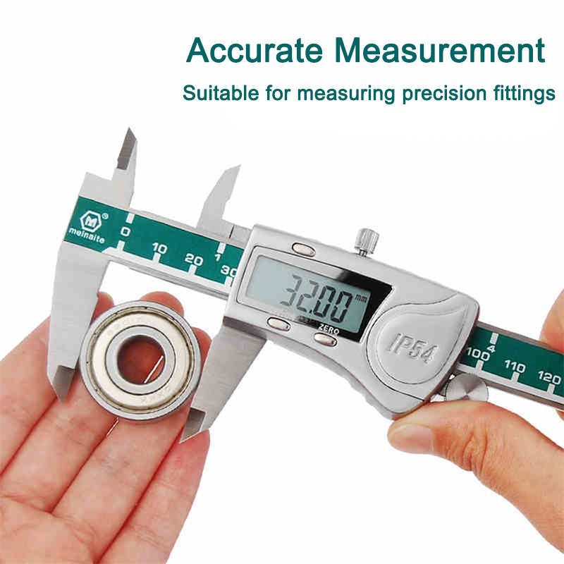 Electronic Digital Vernier Caliper Display Vernier Calipers 150mm 0.02 Precision Micrometer Measuring Stainless Steel Inspectors  цены