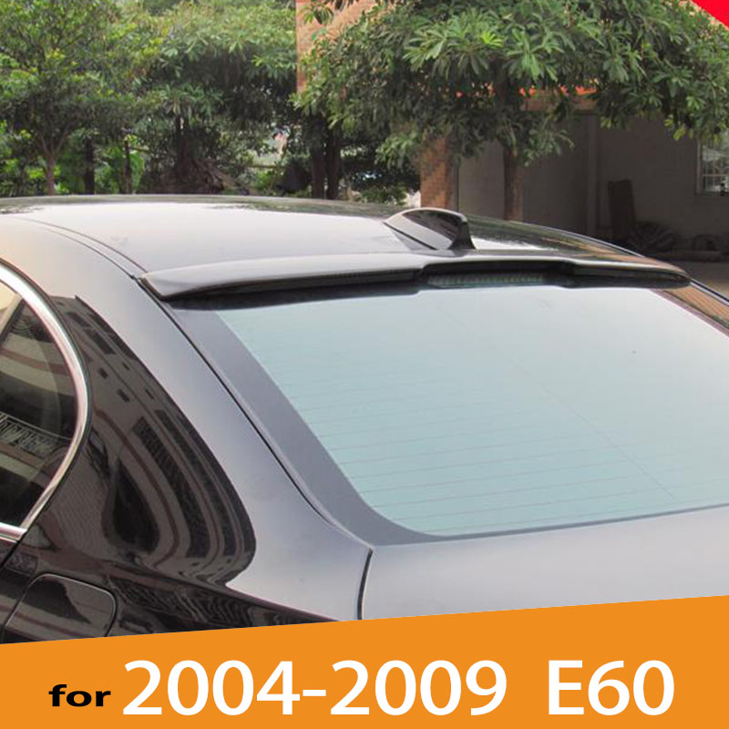 VOE E60 Carbon Fiber Rear Wing Roof Spoiler For BMW E60