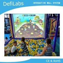 DefiLabs интерактивные настенные Проекционные системы игры для детей