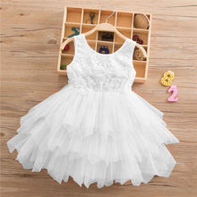 Summer Baby Kids Girl Ballet Tutu Dress Girls Party Wear Tutu Clothes  Children Tulle Costume Princess d7c67e0b4e