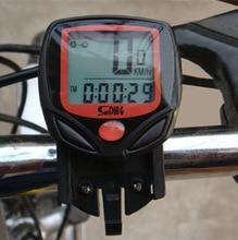 Bicycle Computer Leisure 14-Functions Waterproof Cycling Odometer Speedometer With LCD Display Bike Computers MBI-67