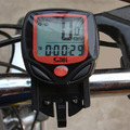 Bicycle Computer Leisure 14-Functions Waterproof Cycling Odometer Speedometer With LCD Display Bike Computers MBI-67