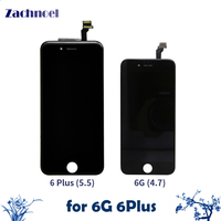 Grade AAA LCD For IPhone 6 Plus 6G 6Plus LCD Display With Touch Screen Digitizer Assembly