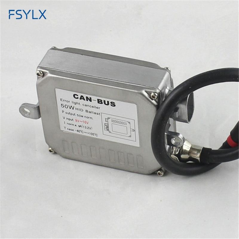 FSYLX Canbus HID ксеноновий баласт змінного - Автомобільні фари - фото 4