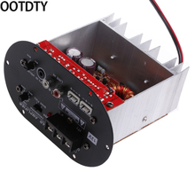 "OOTDTY 120W 8 12"" Core Tube 12V Car Tritone /Pure Bass Amplifier Board"