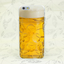 Stein Beer glass case for iPhone 7 7 Plus 4 4s 5 5s 5c SE 6 6s Plus