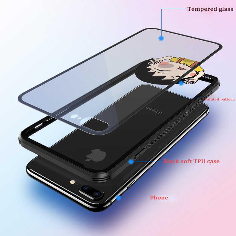 Чехол для мобильного телефона, стекло для iPhone 7 8 6 6S X XS Max XR 5 5S SE, чехол для телефона My Little Pony