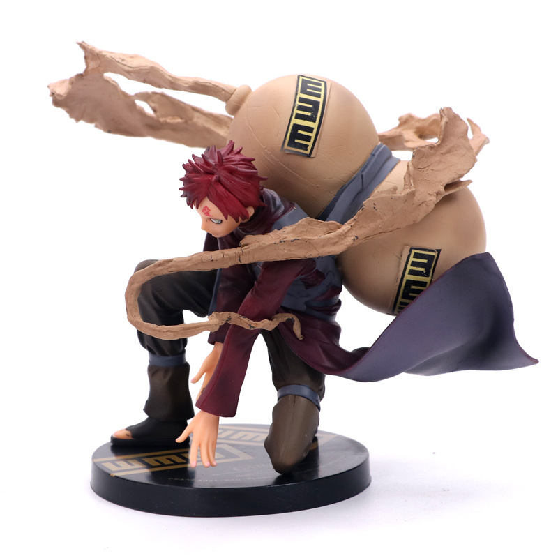 15cm Naruto Character Gaara  Statue Action Figures Toys
