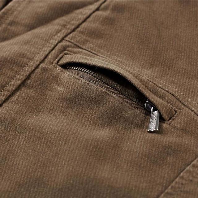 JOOBOX Brand 2018 Cotton100% Fashion long trench coat men autumn Khaki Windbreaker Slim jacket England style Casual overcoat