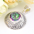 Hot Sell Retro high quality mystic nature crystal Xmas Gift Pendants for women free shipping P1033