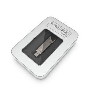 Image 5 - Pamięć usb dla iPhone 6 6S 6Plus 7 7S 7P 8 8Plus X iPad błyskawica pamięć usb 128GB Pendrive dla iOS dysk zewnętrzny