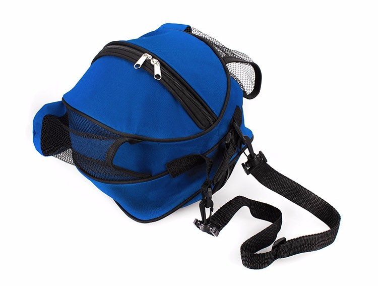 19c1e6f4a0d9 ... SANKEXING Portable Basketball Backpack Water Bottle Ball Pack Soccer Sports  Bags Kids Football Kits Waterproof Volleyball ...
