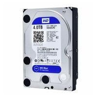 Western Digital WD azul WD40EZRZ 4 TB hdd SATA de 3,5 pulgadas disco duro interno de escritorio SATA 6 GB/S caché de 64 MB para ordenador