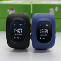 Анти Потерял GPS Q50 W5 Smart watch Phone Tracker Браслет Дети SOS GSM Smartwatch Приложение Для iphone IOS и Android-Часы-дети