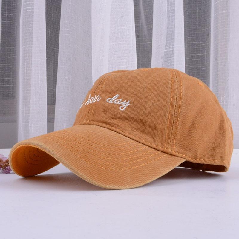 bad hair day baseball cap men women mens baseball cap men black cap dad hat (18)