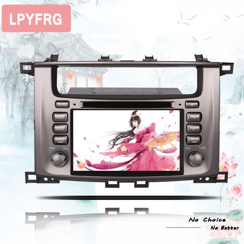 GPS Navigation 4G 64G Android 9.0 Car DVD Player for Toyota LC 100 Land Cruiser 100 1998-2003 2004 2005 2006 2007 Tape Recorder