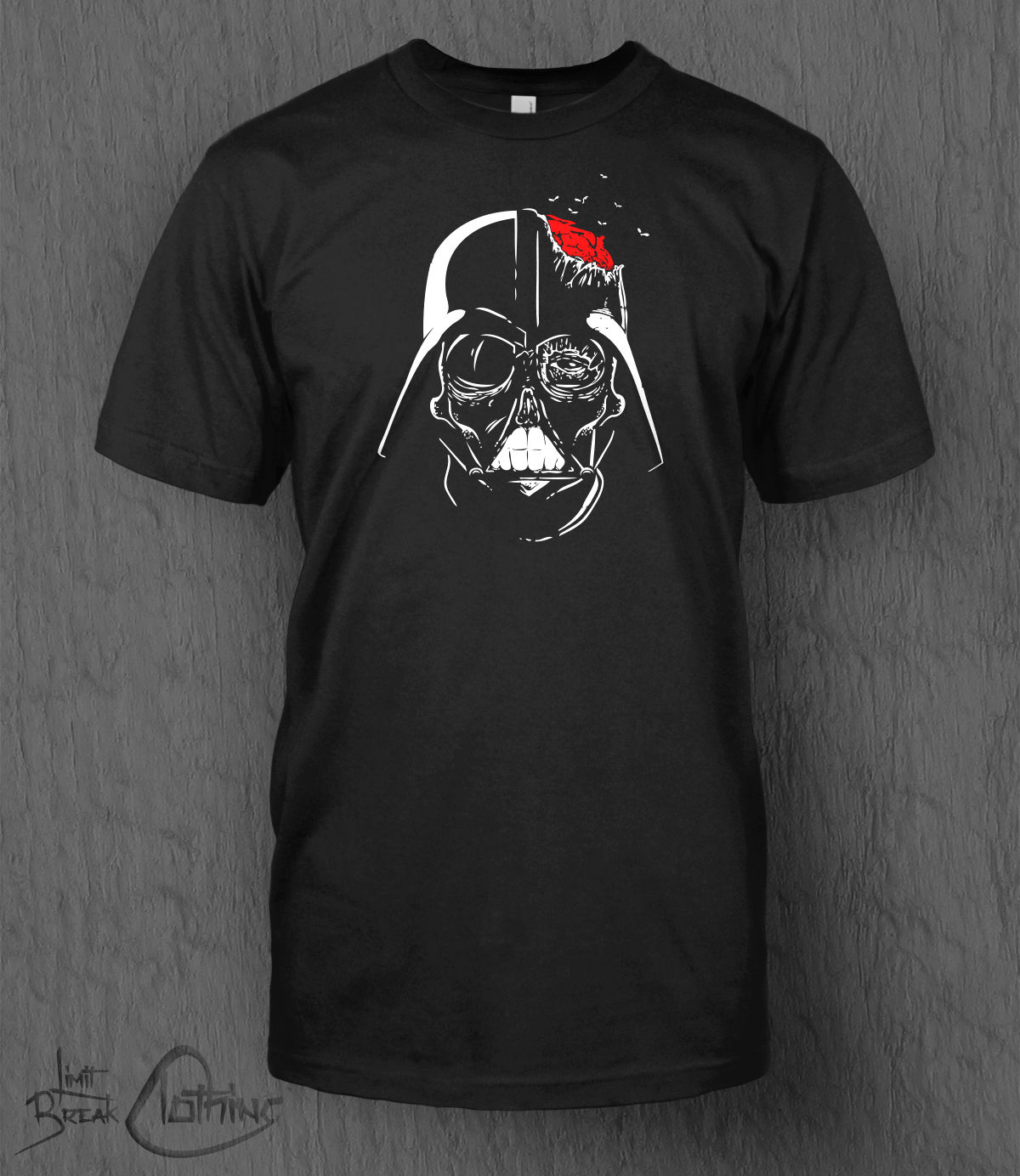 Star Wars T Shirt Zombie Darth Vader MEN 39 S The Force Awakens The Last Jedi Free shipping Harajuku Tops Classic Unique T Shirt in T Shirts from Men 39 s Clothing