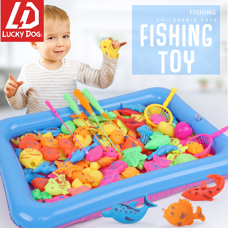 Magneet Vissen Fishing Toys For Toddler Children Fishing Game Educational Toys Fish
