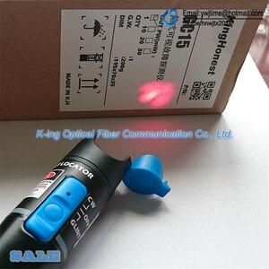 Image 5 - 2 In1 ftth光ファイバ光パワーメータ 70 + 10dBmと5キロ1mw視覚障害ロケータ光ファイバテストペン
