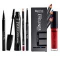 Magical Halo Makeup Set Makeup Combination Lipgloss + Mascara + Eyebrow Pencil + Eyeshadow Pencil + Lipliner Pencil + Eyeline