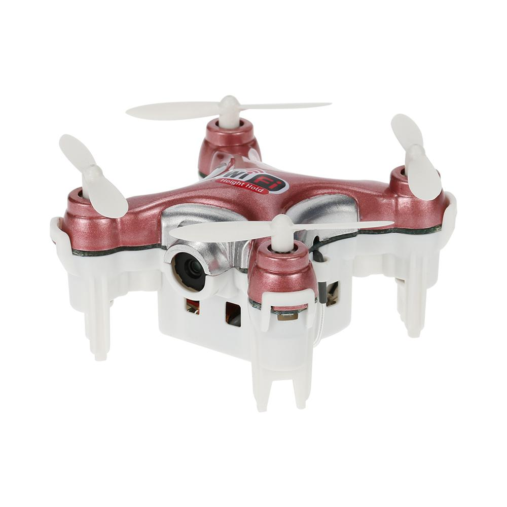 Cheerson CX-10WD-TX 2.4GHz 4CH 6-axis Wifi FPV Quadcopter 3D Eversion Mini Drone With 0.3MP Camera RC 10