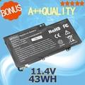 11 4 v 43WH Аккумулятор для ноутбука HP TPN-Q147 TPN-Q148 TPN-Q149 NP03XL TPN-Q146 760944-421 HSTNN-LB6L для павильона X360 13-A010DX