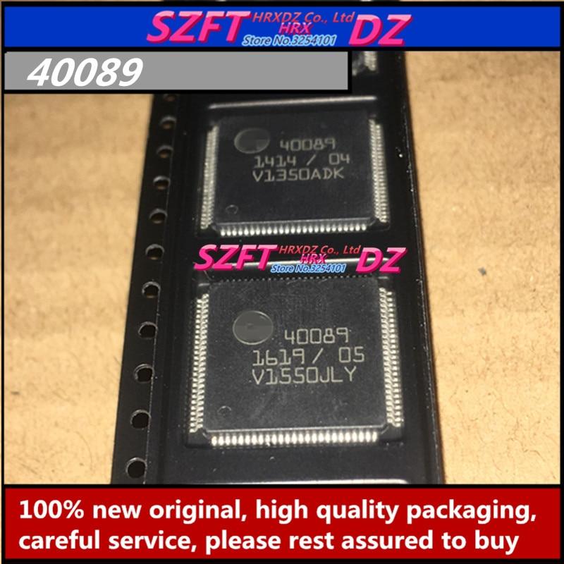 SZFTHRXDZ  100%  new  original  5PCS  10PCS 40089 QFP100SZFTHRXDZ  100%  new  original  5PCS  10PCS 40089 QFP100