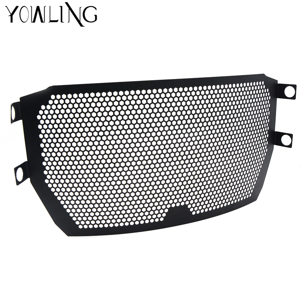 New Style Motorcycle Stainless steel Radiator Guard Protector Grille Grill Cover For Ducati Monster 821 Monster821 2014 - 2016New Style Motorcycle Stainless steel Radiator Guard Protector Grille Grill Cover For Ducati Monster 821 Monster821 2014 - 2016