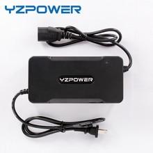 Yzpower 67.2 В 3A Смарт литиевая Батарея скутер Зарядное устройство для одного колеса электрический самостоятельно одноколесном велосипеде для 60 В Батарея