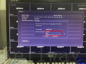 Image 4 - DH XVR5108HS X XVR5116HS X 8/16 ערוץ 1080P קומפקטי 1U דיגיטלי וידאו מקליט תמיכה CVI TVI IP וידאו עבור מערכת טלוויזיה במעגל סגור