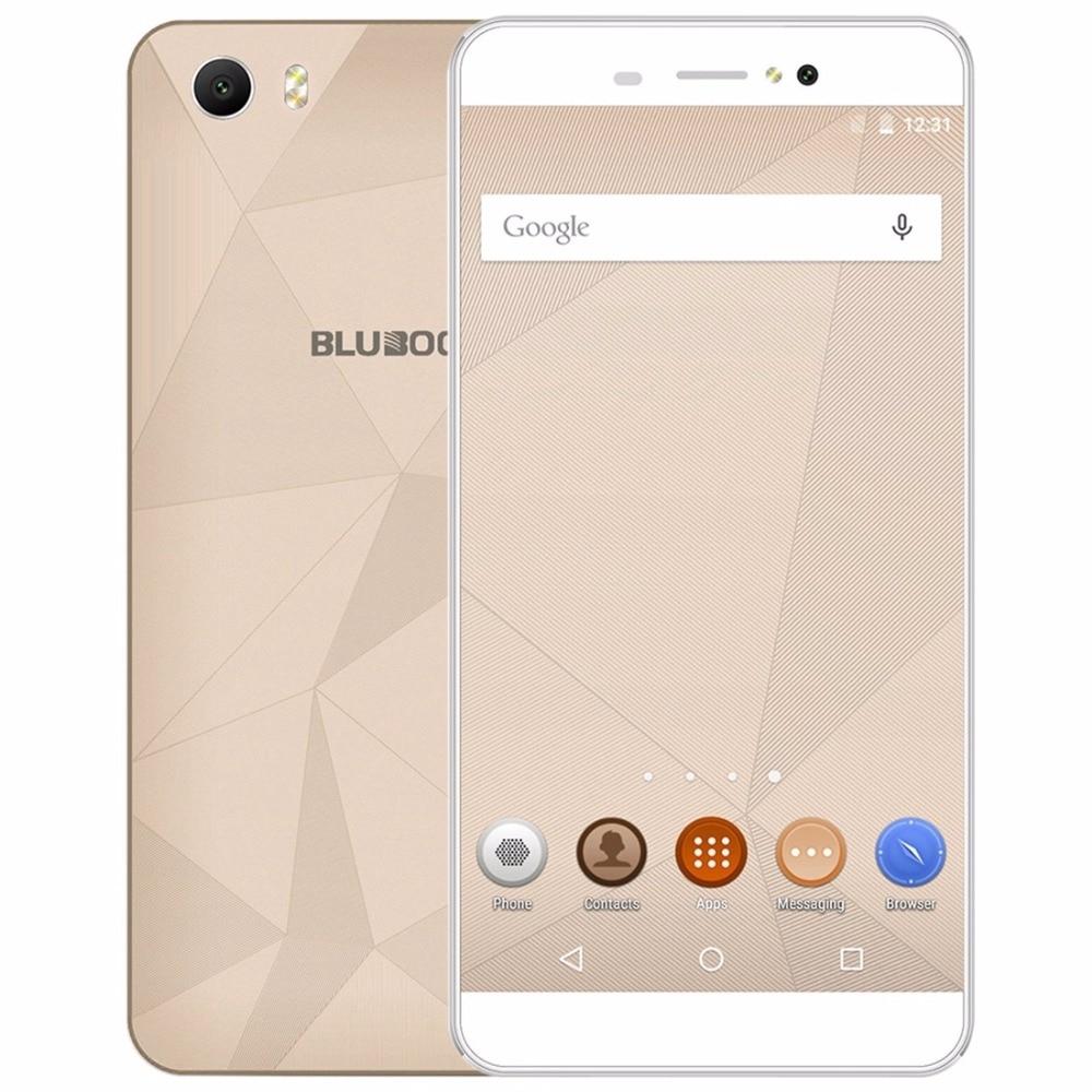 Original 5.0 pulgadas BLUBOO Picasso 3G 4G Teléfonos Móviles Android 6.0 2 GB RA