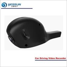 For Volkswagen VW Sharan Car DVR Driving Video Recorder Front Camera Black Box Dash Cam - Head Up Plug Play OEM