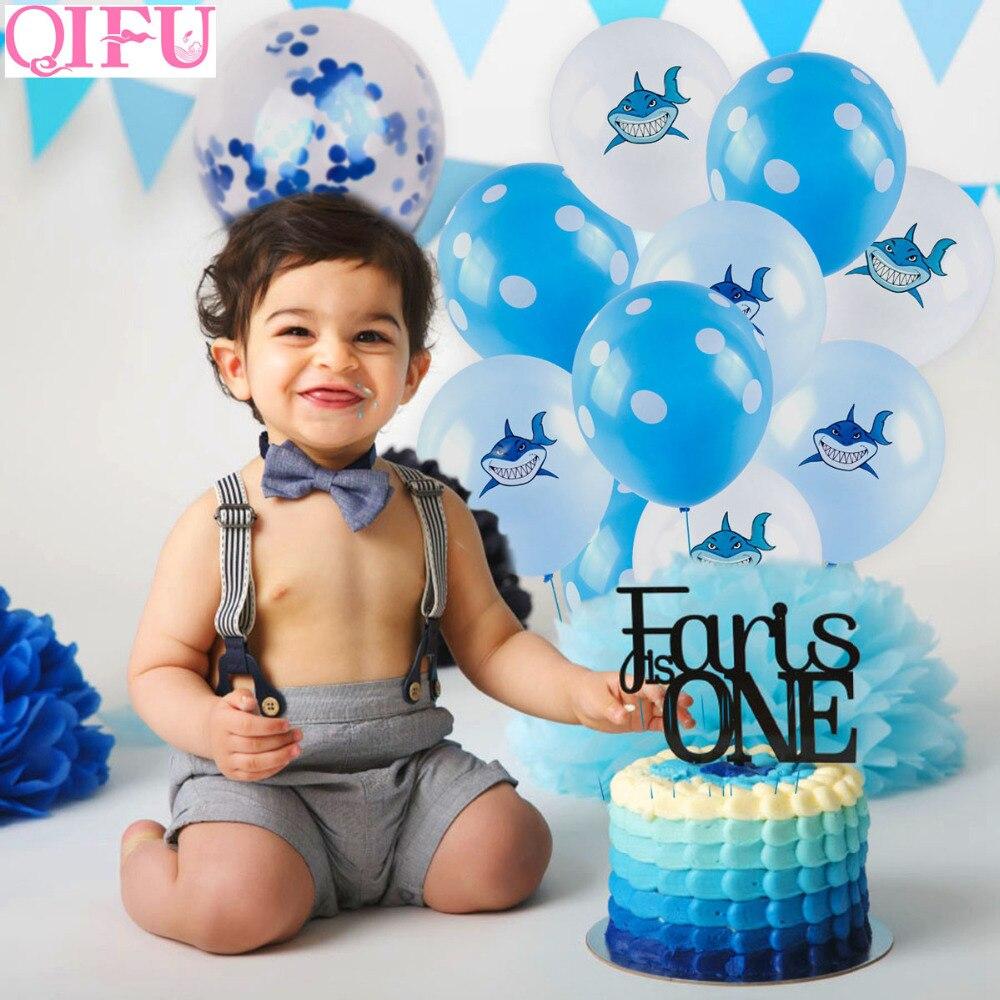 Detalle Comentarios Preguntas Sobre Qifu Baby Shark Cumpleanos
