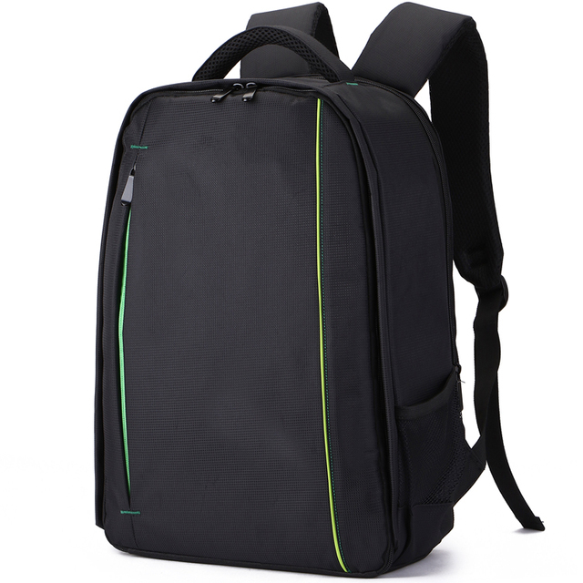 Dingqian A89 Professional Slr Camera Bag Colorful Backpack Outdoor Travel Anti Theft Waterproof Computer