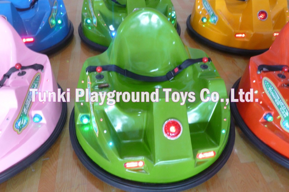 Ufo Bumper Car Funfair Amusement Kids Rides Battery Bumper Car For Sale