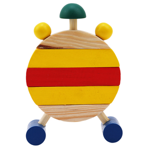 Image 4 - 1 Pc Montessori Wooden Puzzles Toys For Children Digital Time Learning Education Educational Game Infant Kids Mini Puzzle Clock
