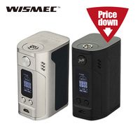 Original WISMEC Reuleaux DNA250 TC MOD Limited Edition With 250W Reuleaux DNA250 TC VW Mode E