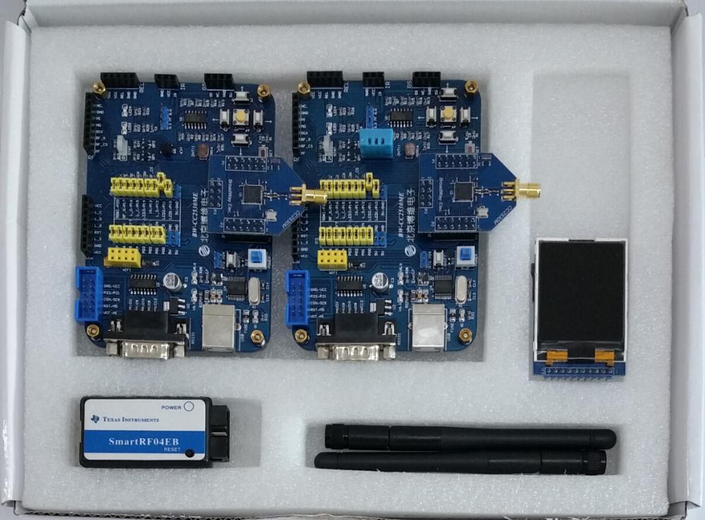 CC2530 ZigBee development board suite wifi gateway Internet smart home android