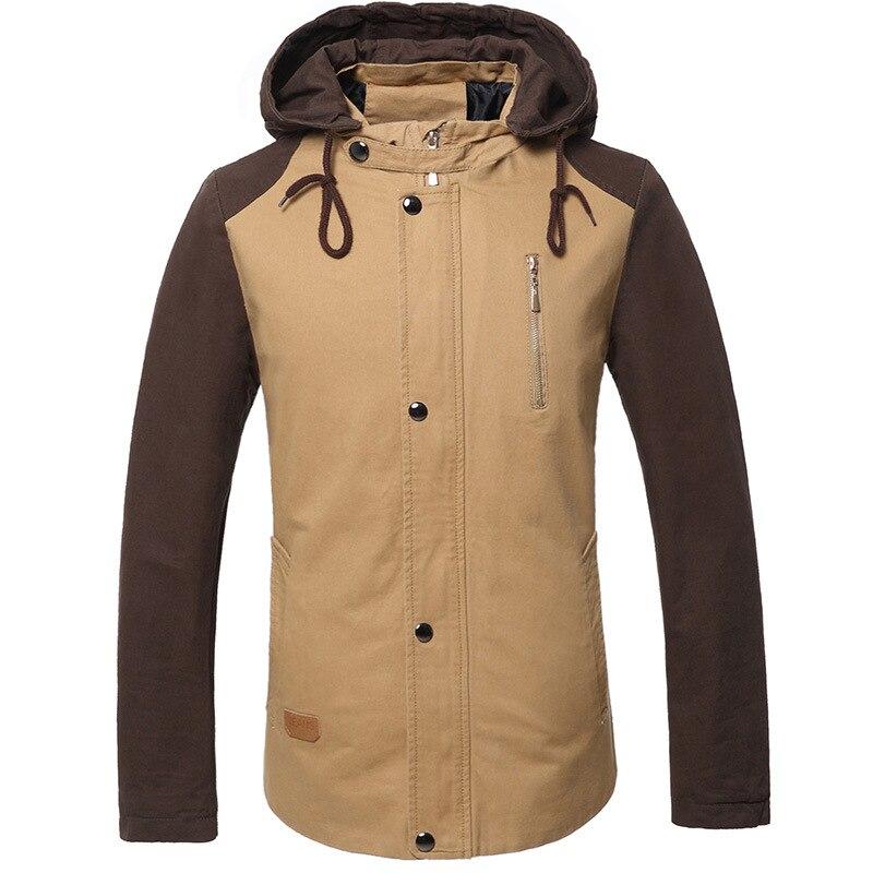Hommes Vestes 2015 Automne Veste Hommes Casual Mince Jacketmen Marque Hommes Survêtement Manteaux Vestes Pour Hommes Tops C681