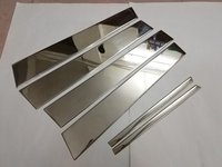 Chrome Styling B-stijl Cover Plaat Voor Toyota Camry 07-09