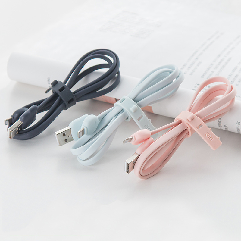 Image 2 - Multi function USB data cable charging cable for iPhoneX 6/7Plus8 fast charging cable for Android mobile lighting/micro optional-in Data Cables from Consumer Electronics
