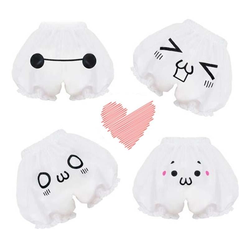 Kawaii Emoji Short Pants 6