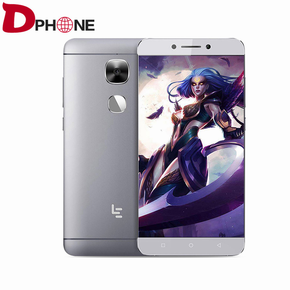 "Цена за Оригинал letv leeco le 2 х 520 5.5 ""1080 P Snapdragon 652 окта основные 4 Г TD LTE смартфон 3 ГБ RAM 32 ГБ ROM 16MP отпечатков пальцев 3000 мАч"