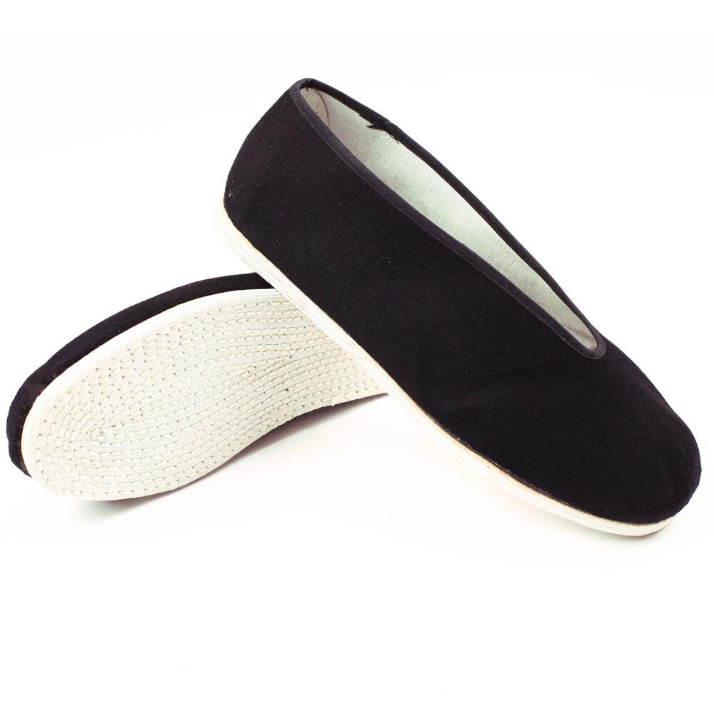 Shao lin/Обувь для занятий кунг-фу; хлопковая обувь; обувь в стиле «Старый Пекин»; Тканевая обувь