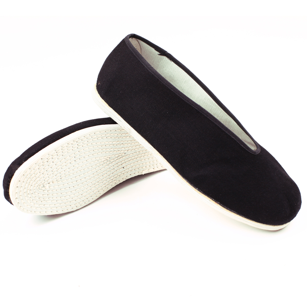 Shao Lin Schuhe Kung Fu Trainingsschuhe Baumwolle alten Peking Schuhe Kampfkunst Tuch Schuhe