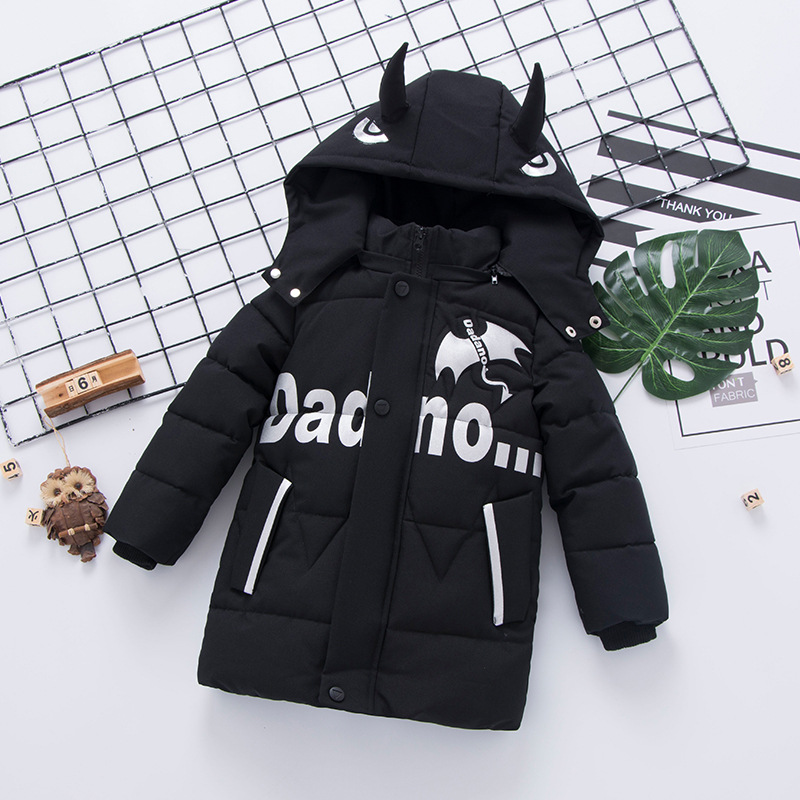 Newborn boys winter jackets toddler fashion cartoon hooded long outerwear for boys infant bebe thicken warm coats down parkaNewborn boys winter jackets toddler fashion cartoon hooded long outerwear for boys infant bebe thicken warm coats down parka