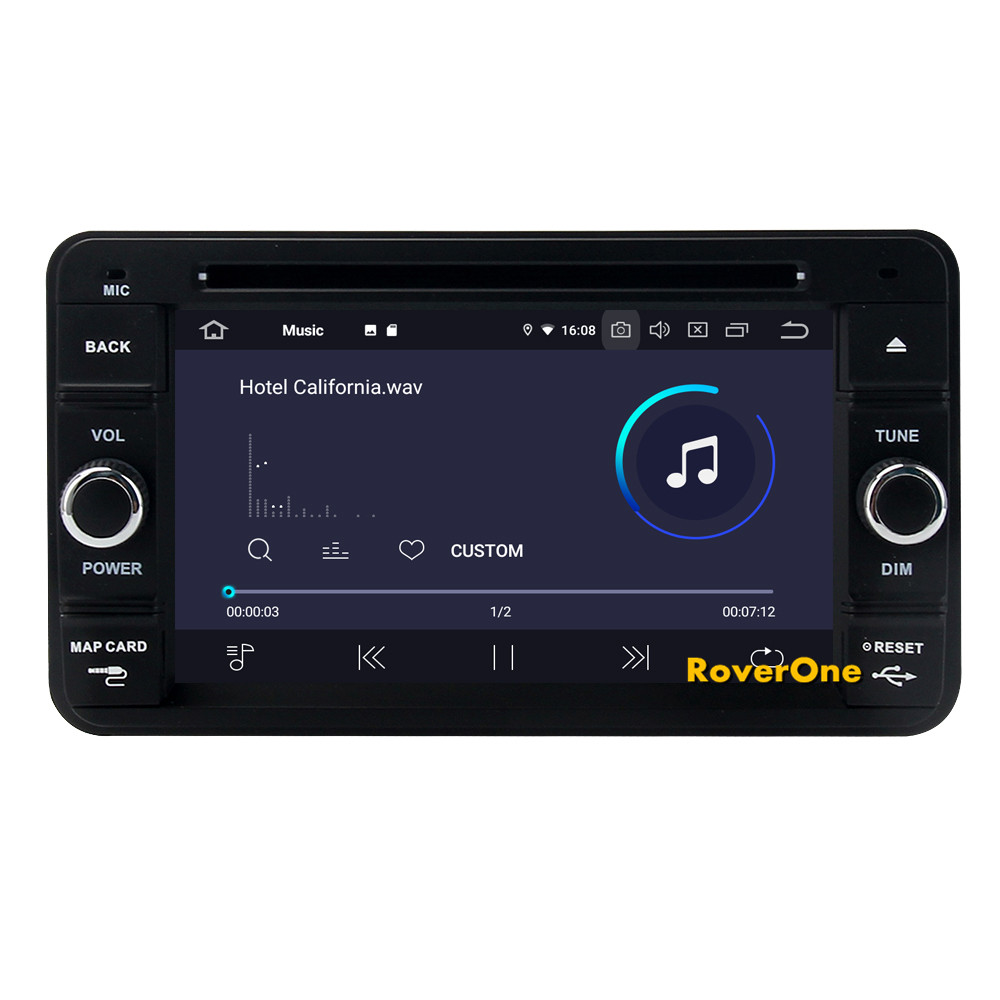 Perfect For Suzuki Jimny 2007 - 2013 Android 9.0 2G+16G Quad Core Autoradio Car DVD Radio Stereo GPS Navigation Multimedia Player 10