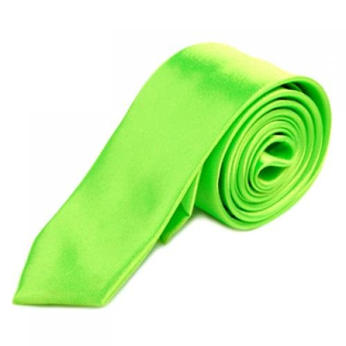 Einfach Heißer Verkauf! Grün, 5 Cm Breiten Freizeit Krawatten üPpiges Design