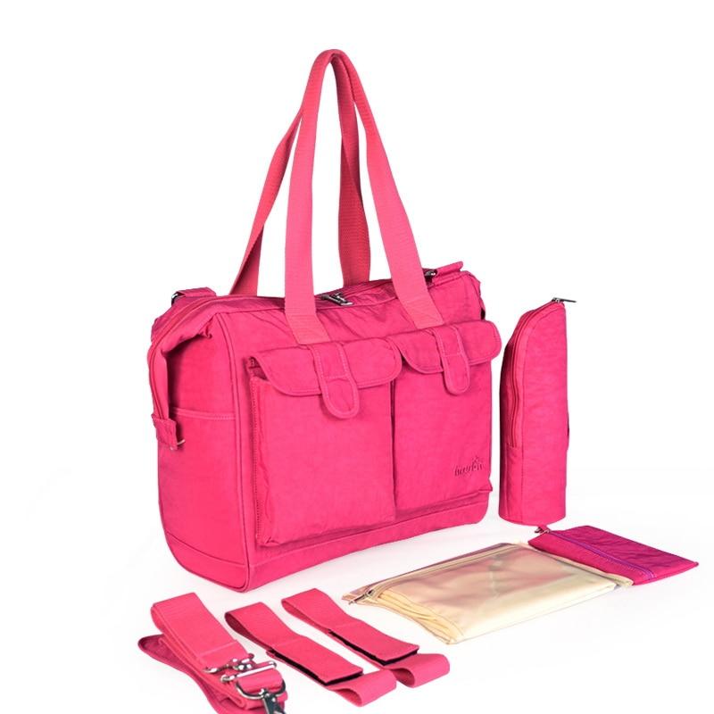 New Style Baby Diaper BagsBag Waterproof Mommy Bag Handbag Tote Bag